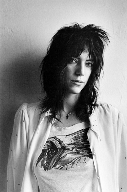 Patti Smith  – James Hamilton, 1970