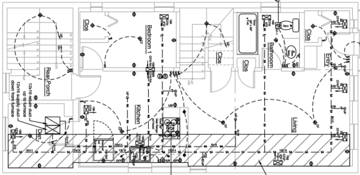 Main Level Duplex