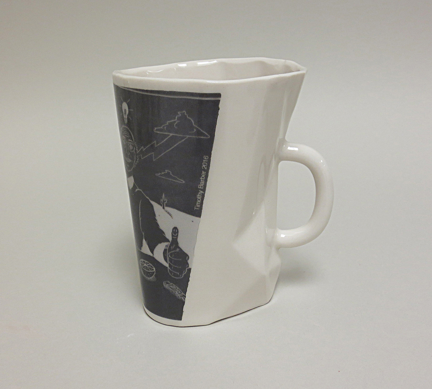 Collabo Cup 1st generation: Tim (right view)