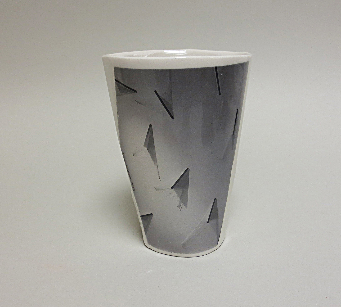 Collabo Cup 1st generation: Marie (front view)