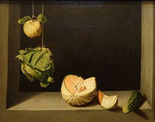 """1600-1602,  """"Quice, Cabbage, Melon and Cucumber"""""""