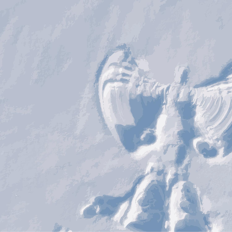 """Sestina: Snow Angel"""