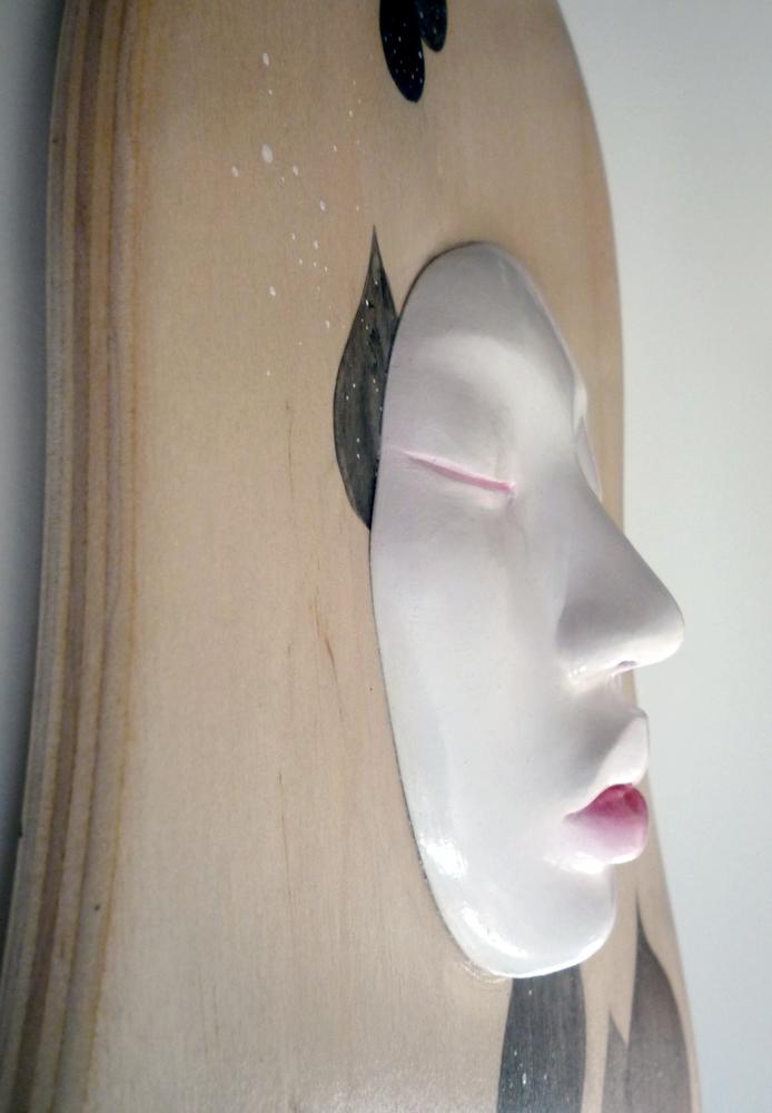 Chrysalis (detail)