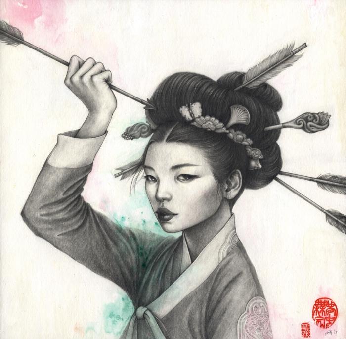 Jacheongbi (자청비)