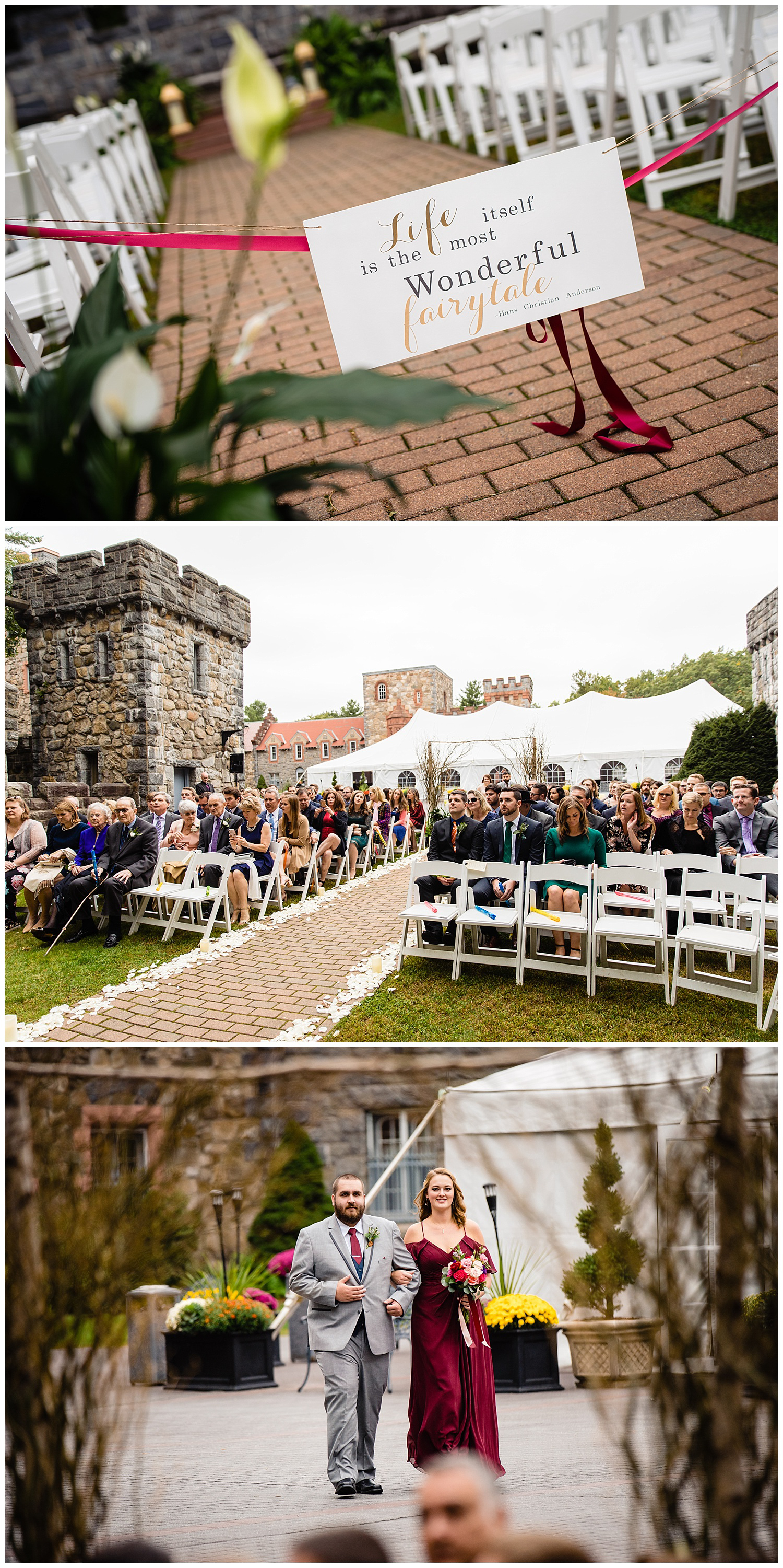Searles Castle Wedding Photography
