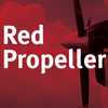 Red Propeller Logo