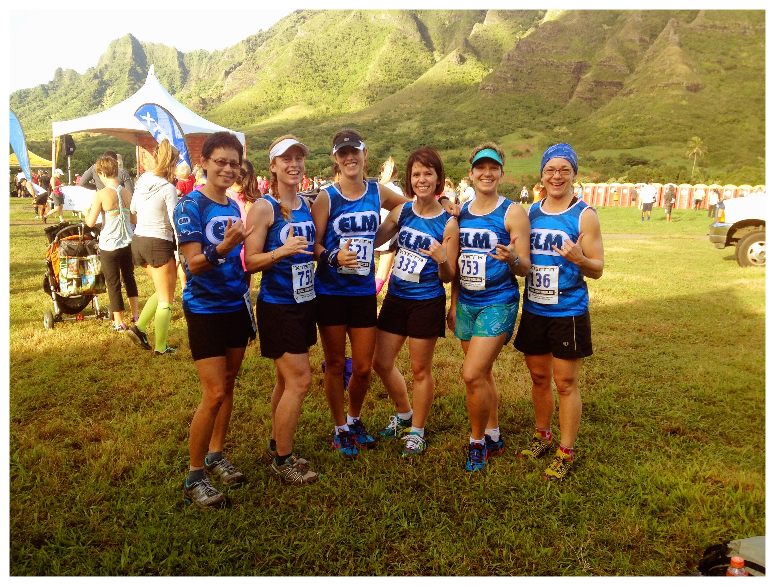 OAHU, HAWAII, XTERRA HALF MARATHON OFF-ROAD WORLD CHAMPTIONSHIPS: 2013 AND 2014