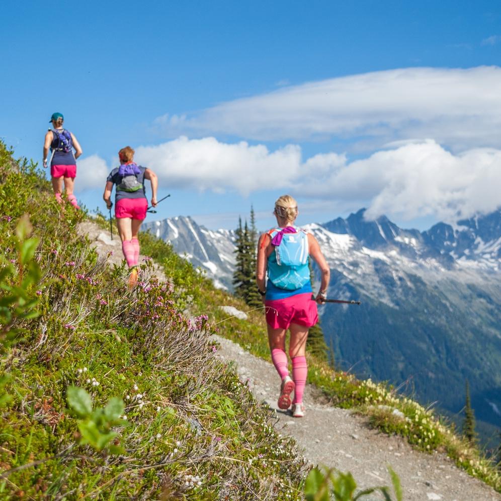 25K Mountain Run 16 weeks
