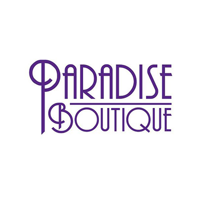 Paradise Boutique  Specializing in locally designed swimwear and unique clothing and accessories.  613 Johnson St. Victoria Phone 250-386-6968  Discount for ELM members: 10% off regular priced purchases