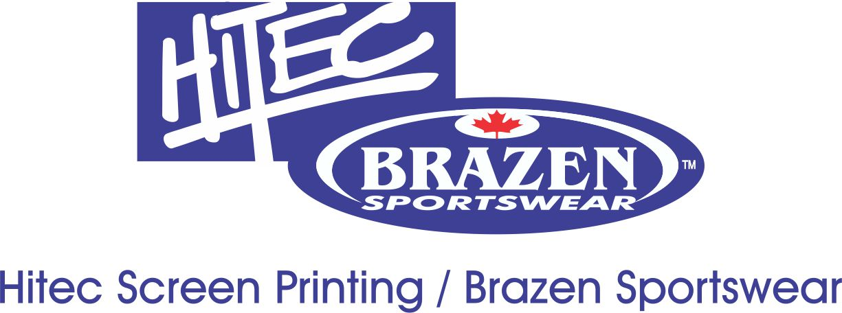 Hitec / Brazen Sportswear offers One-Stop shopping for custom branded apparel, signs, promotional products and souvenirs. Your Image is Our Business! From graphic design to finished product we help find solutions for identifying your business and team, employee recognition, product enhancement and customer appreciation. We offer on-site screen printing, embroidery, digital printing, sign-making, decals and more.  Discount for ELM members: 10% off orders over $100 to a max. of $100.00 on custom orders  Hitec Screen Printing/Brazen Sportswear  479 4th Street, Courtenay, BC V9N 1G9  (P) 250-334-3656  Web:  www.brazencanadian.com   Promotional products:  http://brazen.promocan.com
