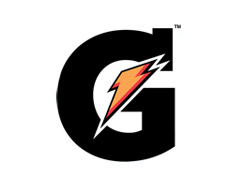 Gatorade sports hydration and G2 Diet Gatorade sports drinks with fruit flavors including Fruit Punch, Fierce Green Apple, Lemon Lime, Glacier Freeze, Orange, Grape, Cool Blue, Cherry and many others.