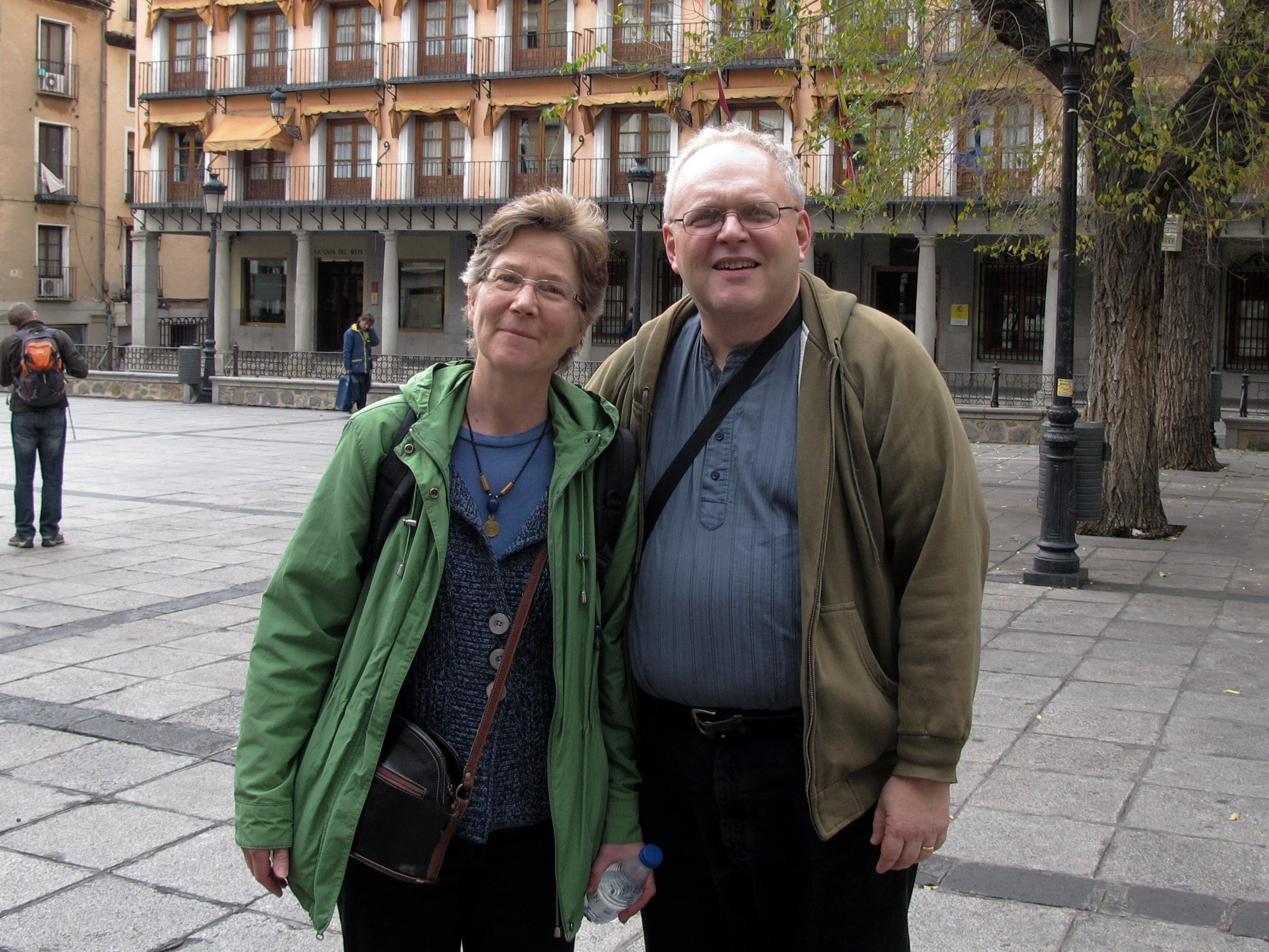 The Winckles - Larry and Katie Winckles have served as Free Methodist missionaries in Budapest, Hungary since 2000. Larry is the Europe Area Administrator for Free Methodist World Missions and can provide an overview of the Europe-wide situation. Katie is a member of the Budapest Mission Team and has valuable insight into the brokenness of European society.
