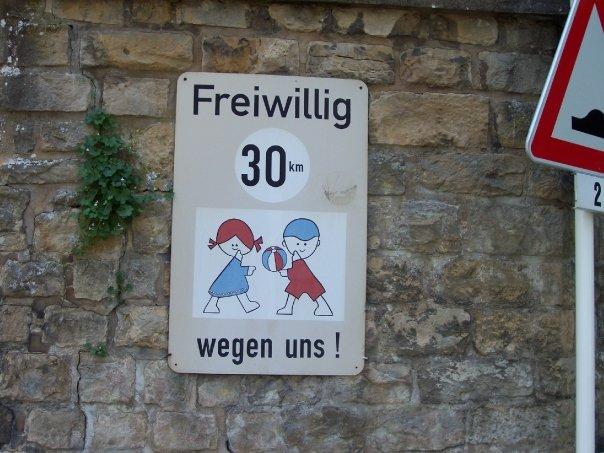 Même l'allemand ne me fait plus peur.