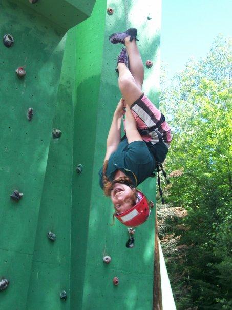 Climbing A-GAIN!