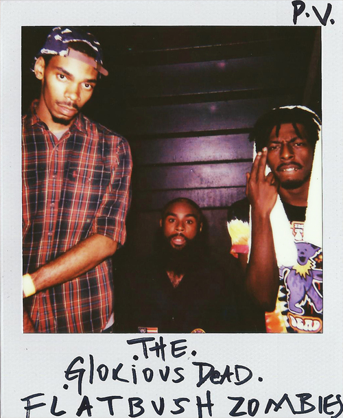 "Phil V.  ""FLATBUSH ZOMBIES 2012"""