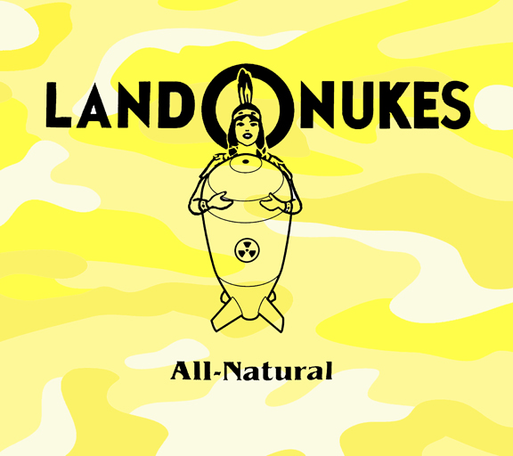 Kevin Bourgeois   Land of Nukes (All Natural)