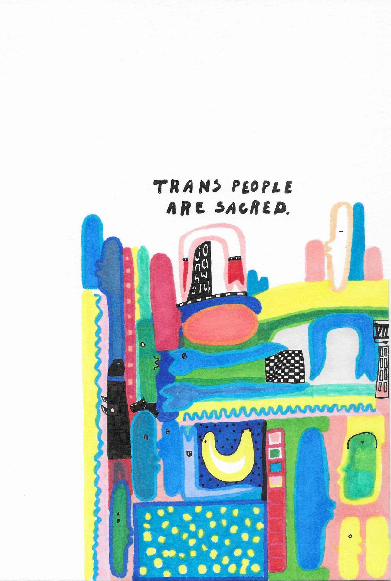 Jonah Welch  Trans People Are Sacred