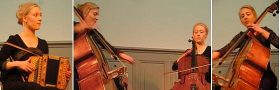 Evelyne und Kristina Brunner