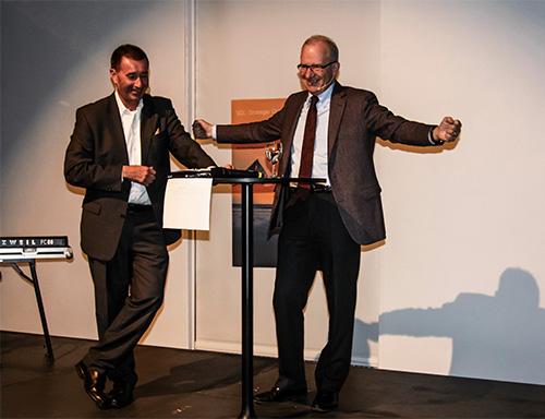 Juerg Stucki, Etienne Jornod