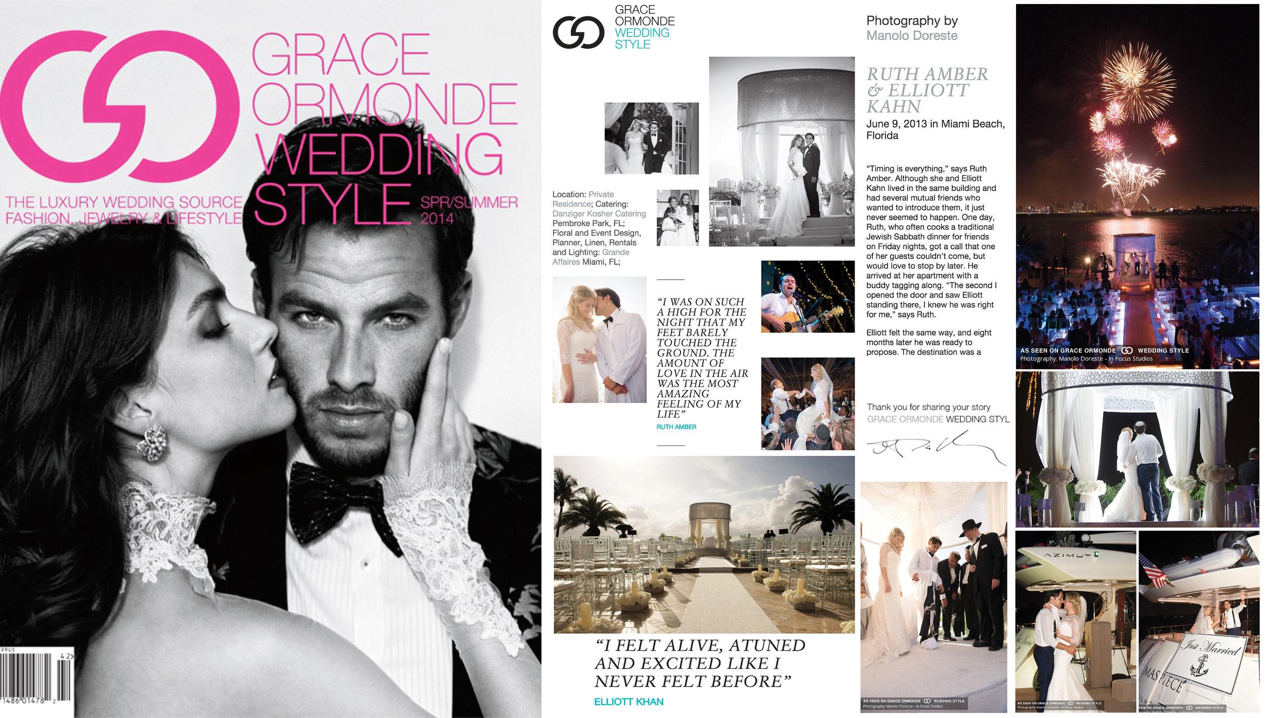 Grace Ormonde | Wedding Style