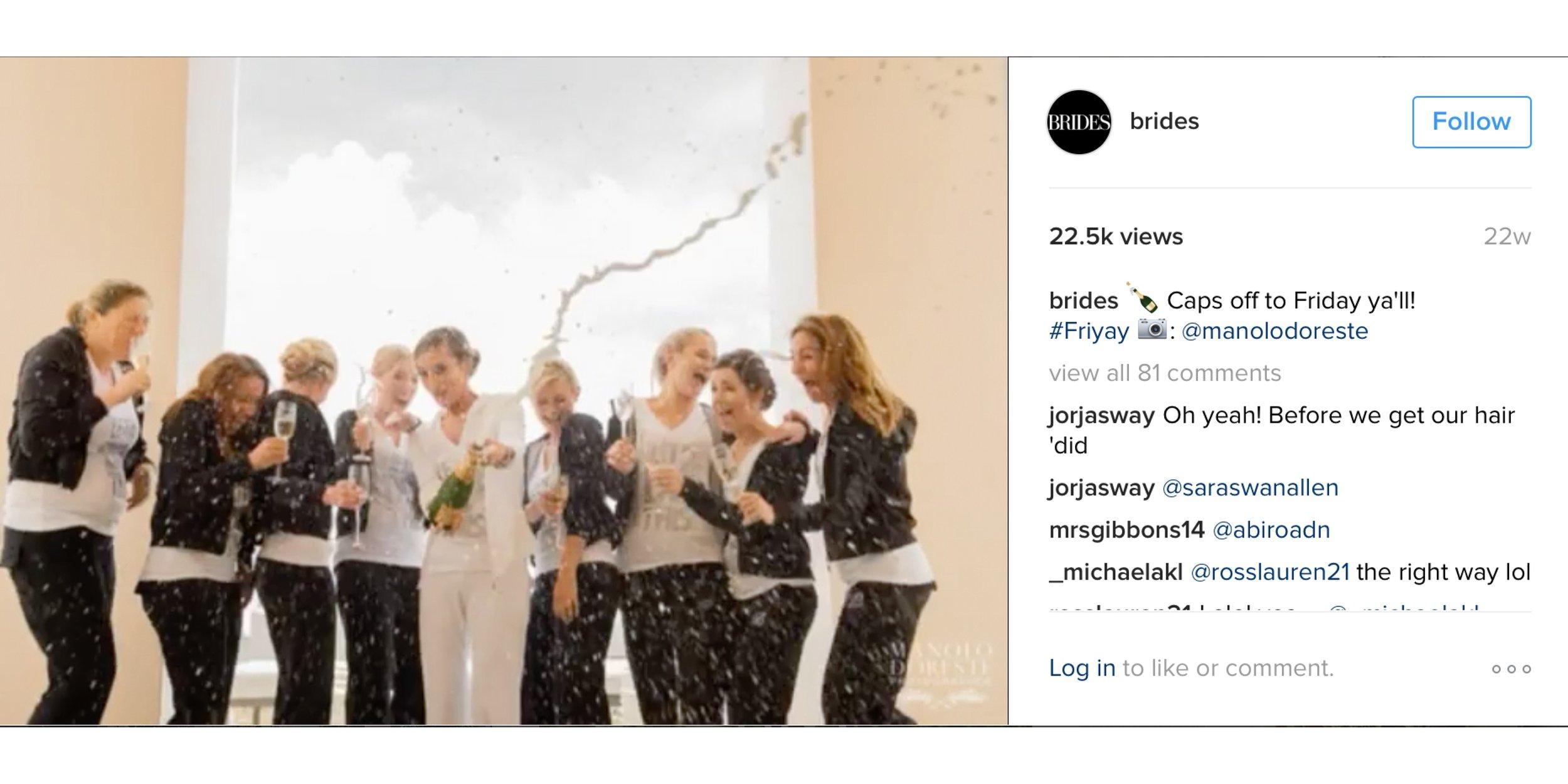 Brides | Instagram