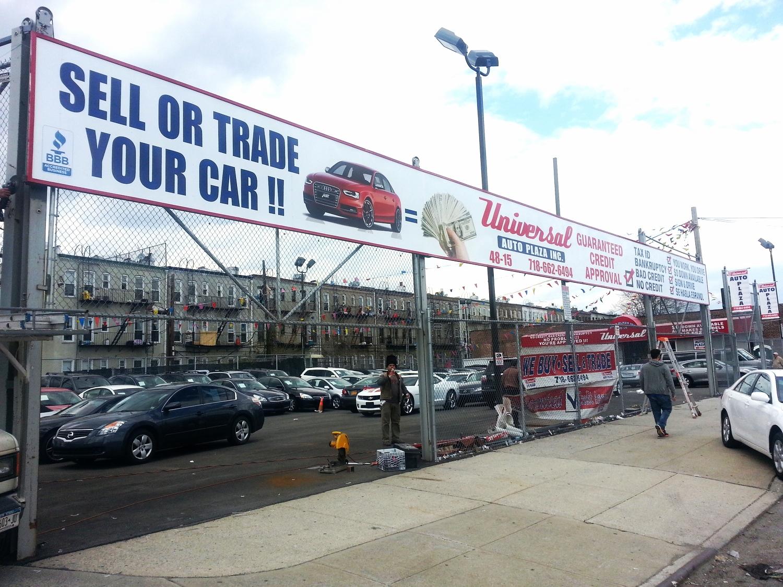 Universal Auto Plaza >> Sign Stop Aluminum Sign