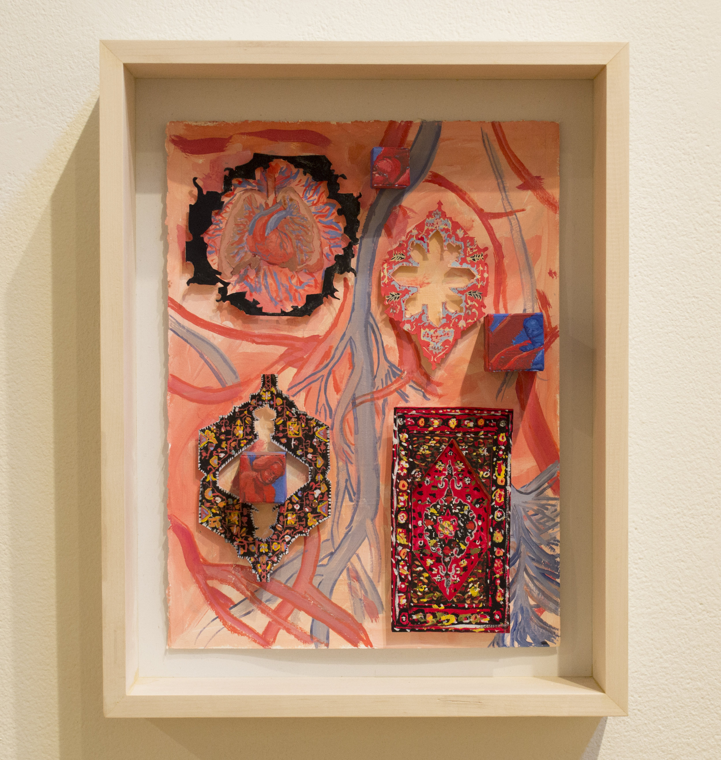 If Sacred, from Temporal Embodiments at Julio Gallery, Loyola University