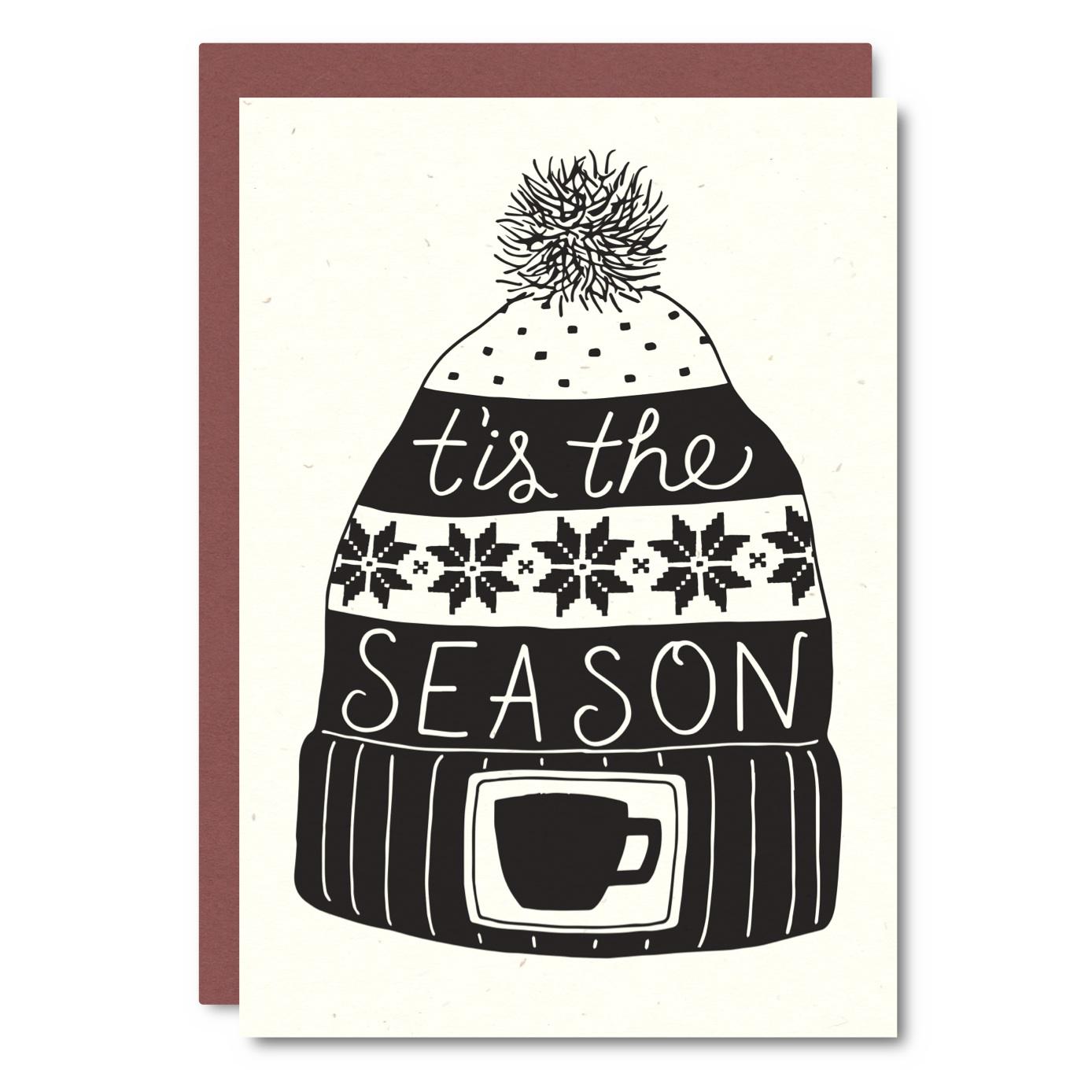 Season Beanie    Card- CH03