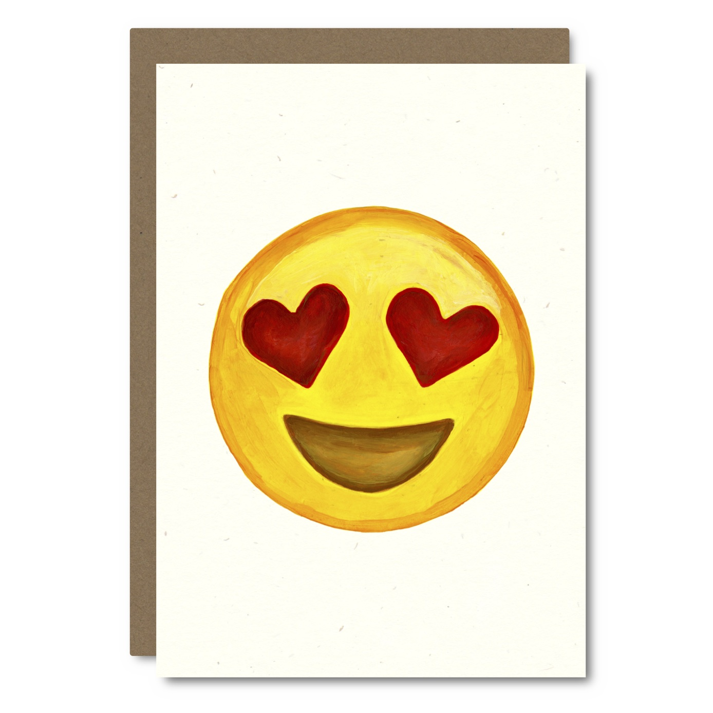 Emoji - Heart Eyes    Card - E  M01