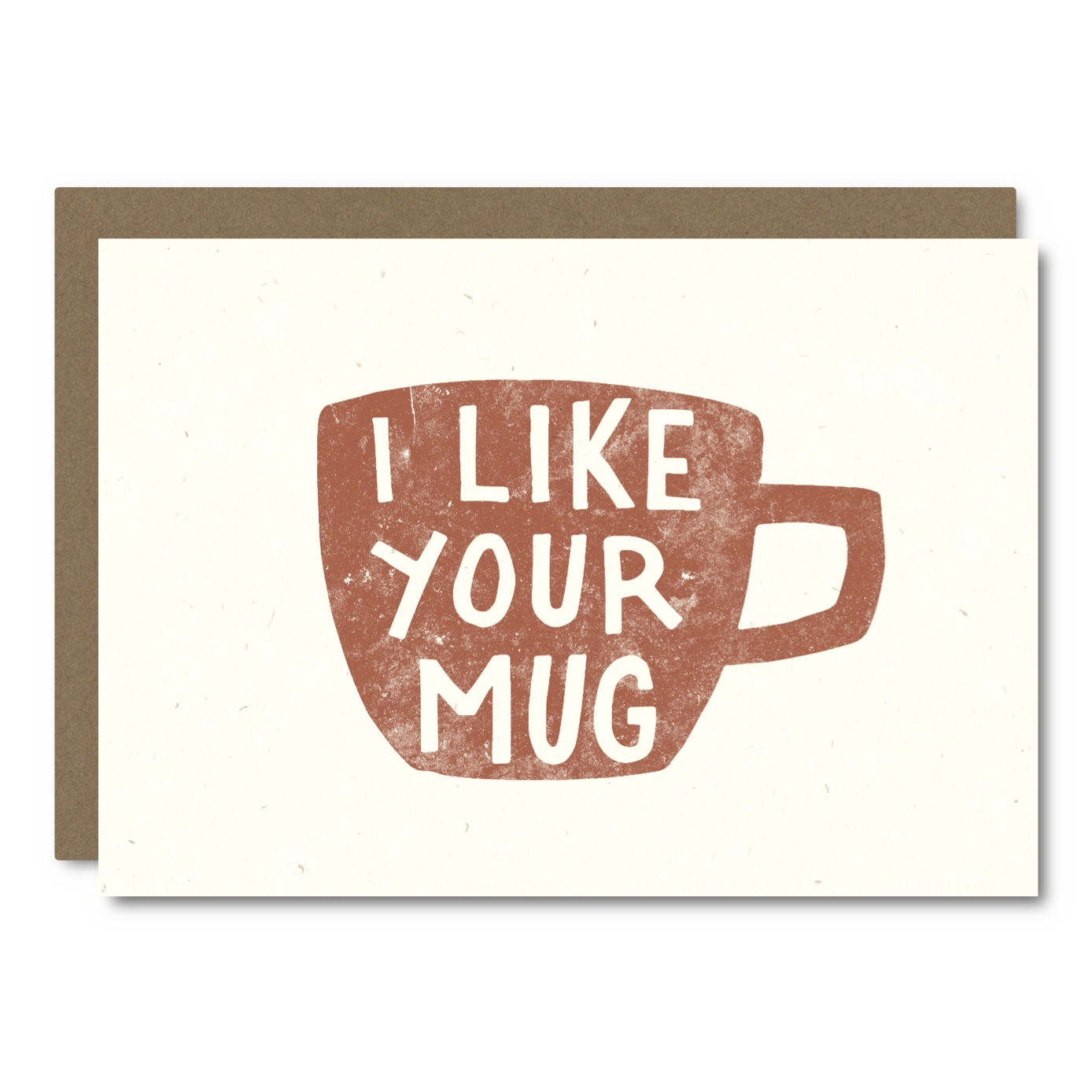 Your Mug    Card - CC02