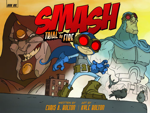 Smash Cover Small