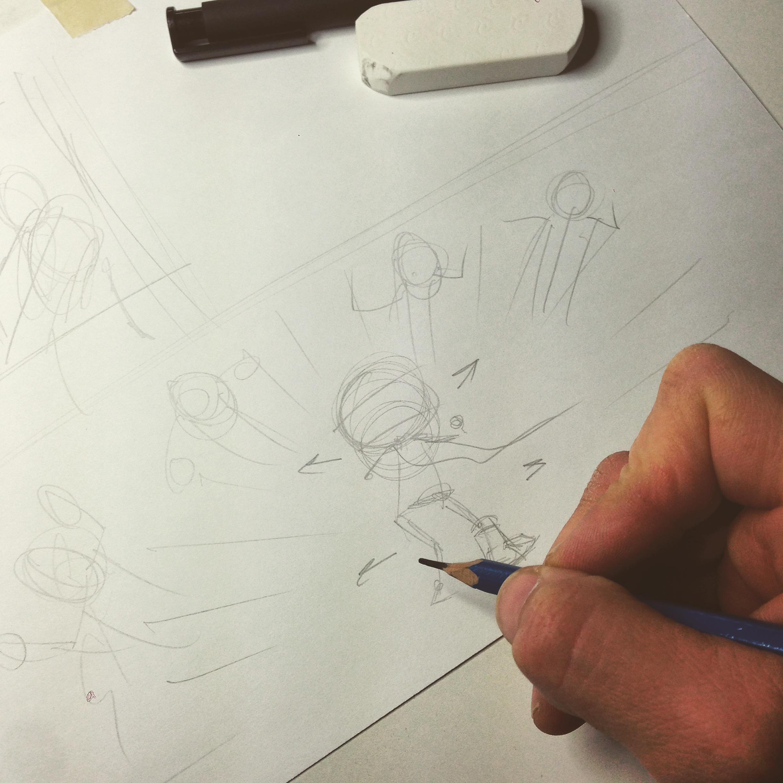 Sketching Smash