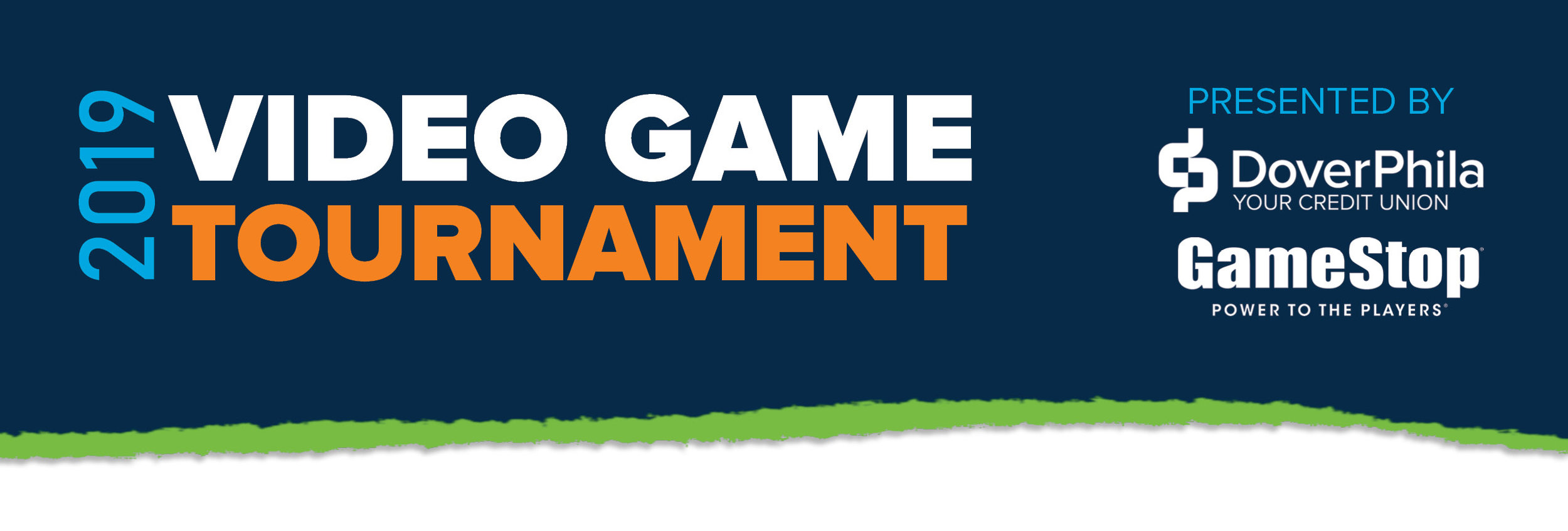 2019 Video Game Tournament Presented by DoverPhilaFederal Credit Union and GameStop