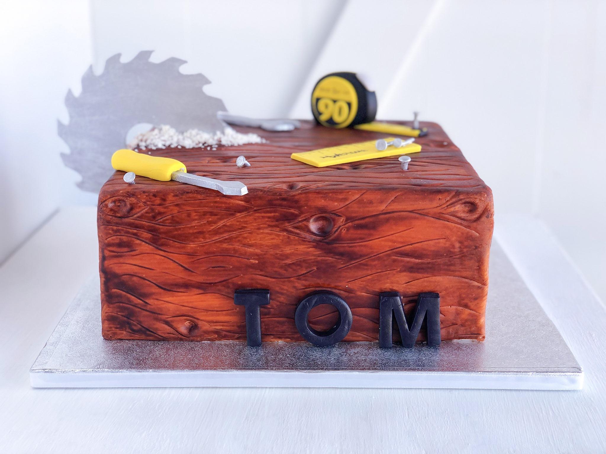 Tool Fondant Cake