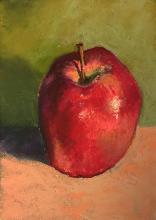 DAY 2 -  Crisp Apple