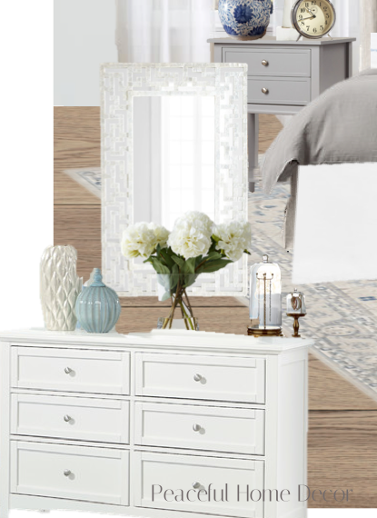 Slightly smaller dresser- excellent price and great reviews.