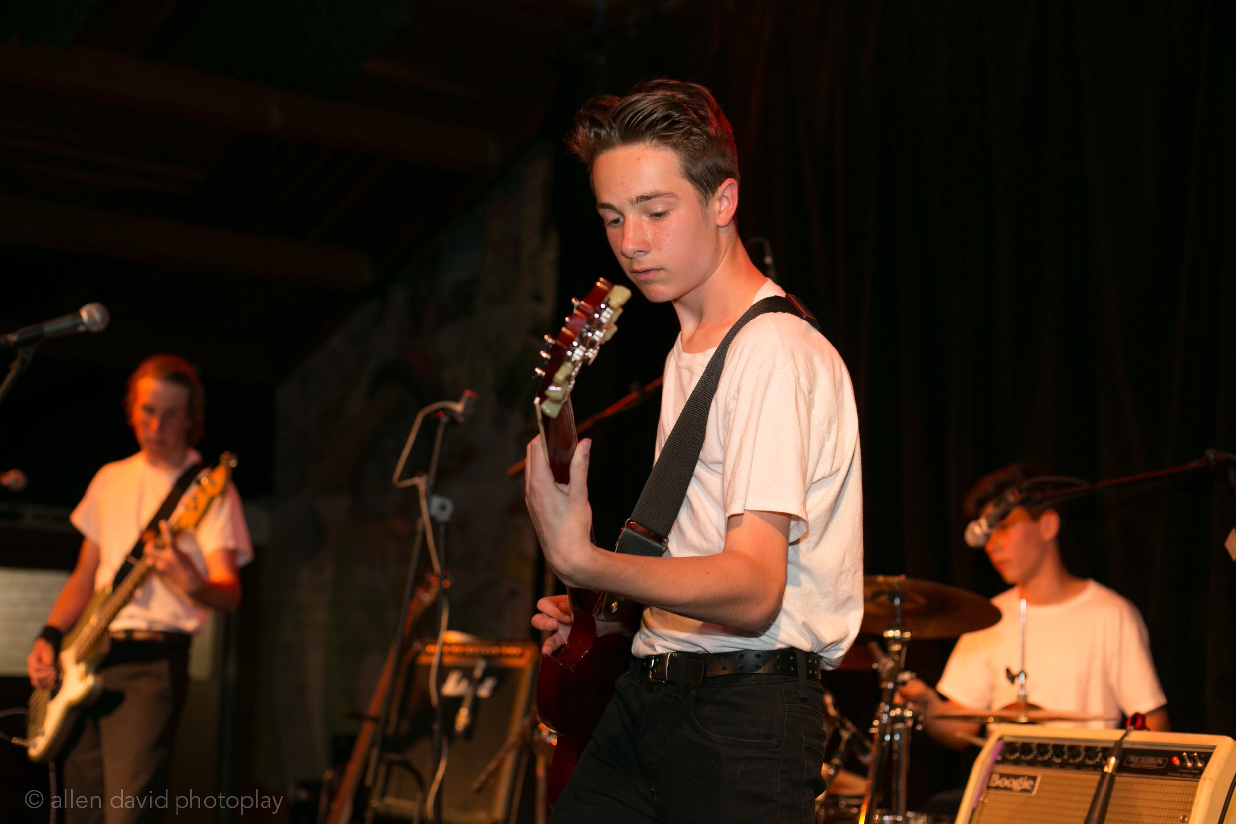 Jackson on Guitar