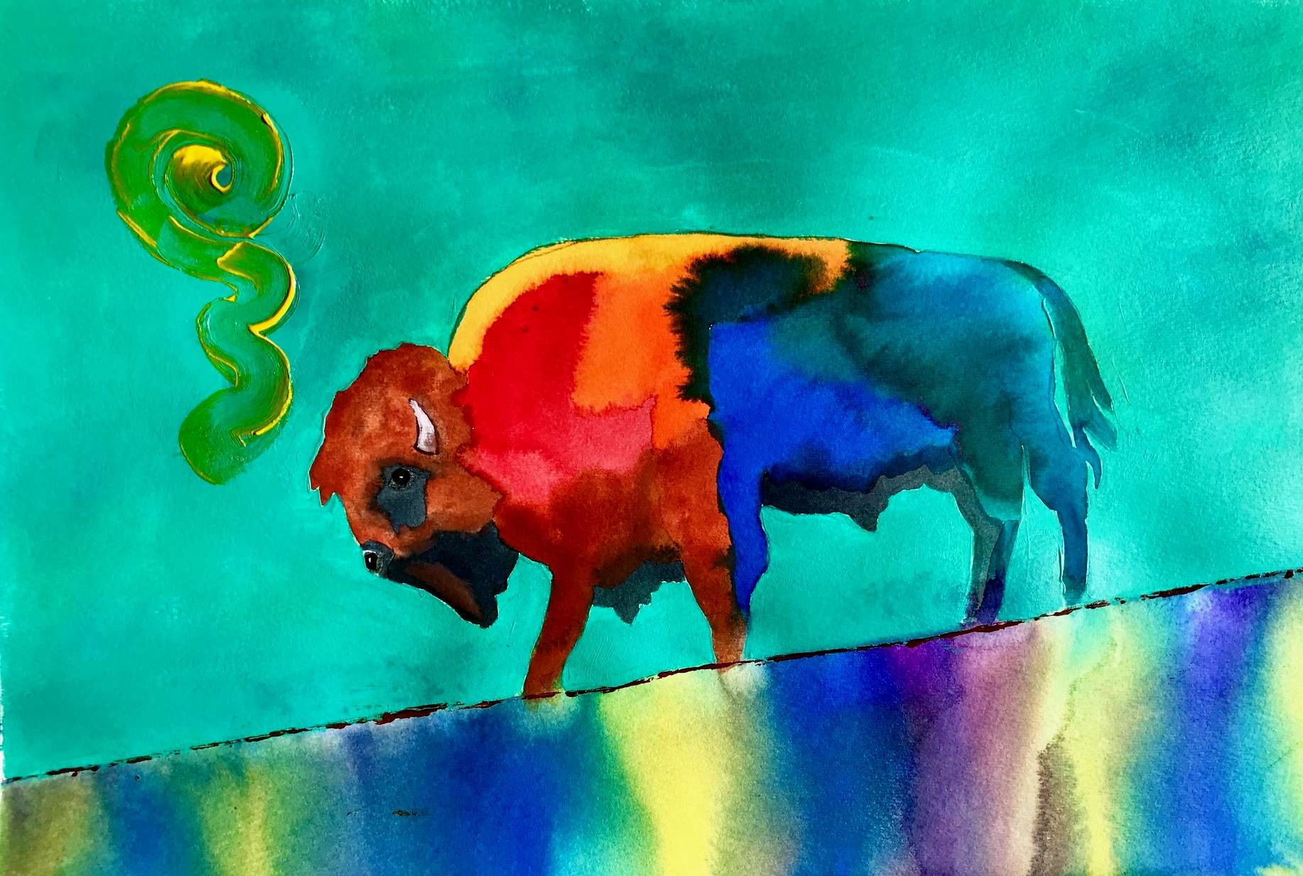 The Last Buffalo II