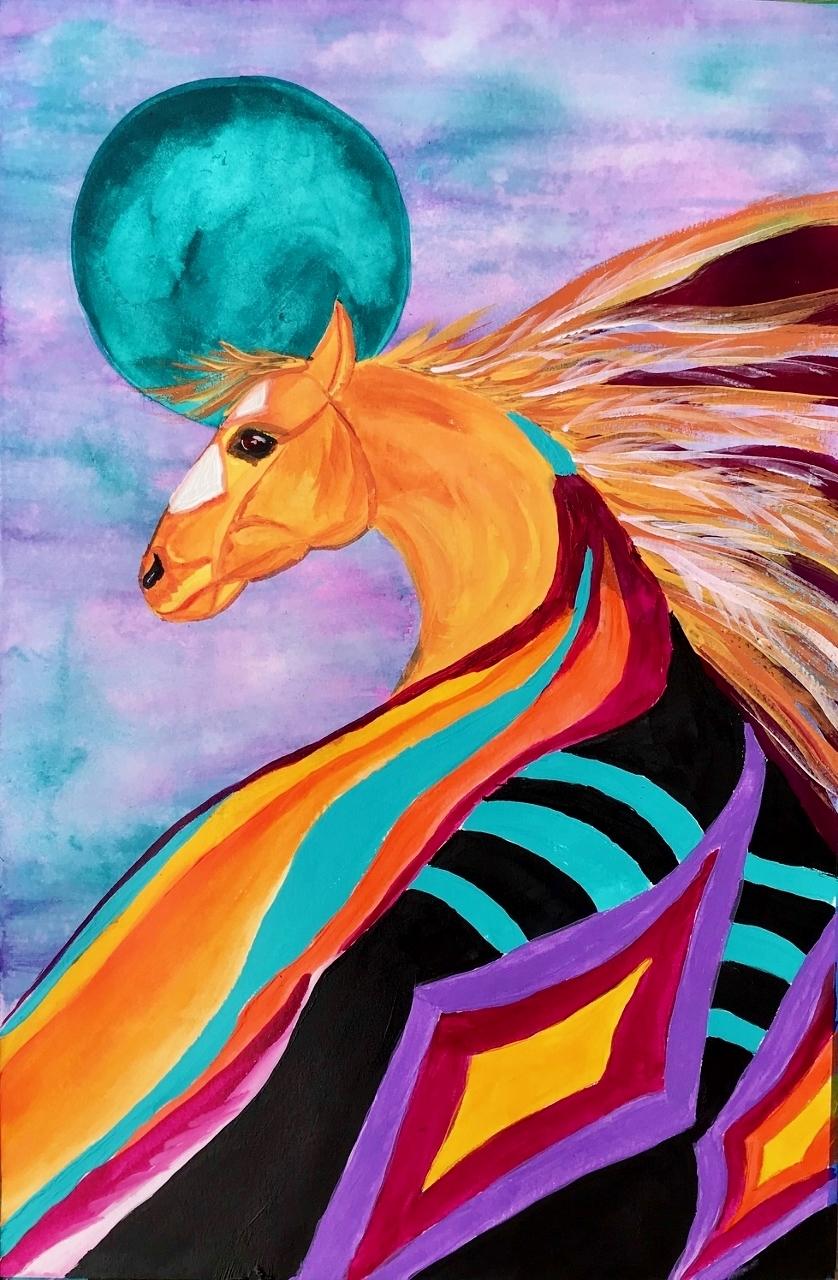 Horse.Blanket.Glory.