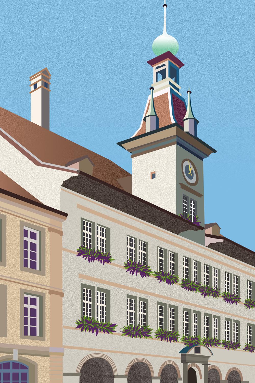 Ville de Lausanne Programme de législature © fannyducommun