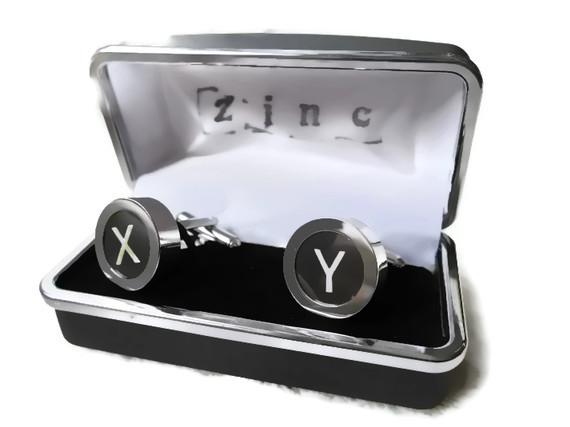 custom handmade vintage cufflinks