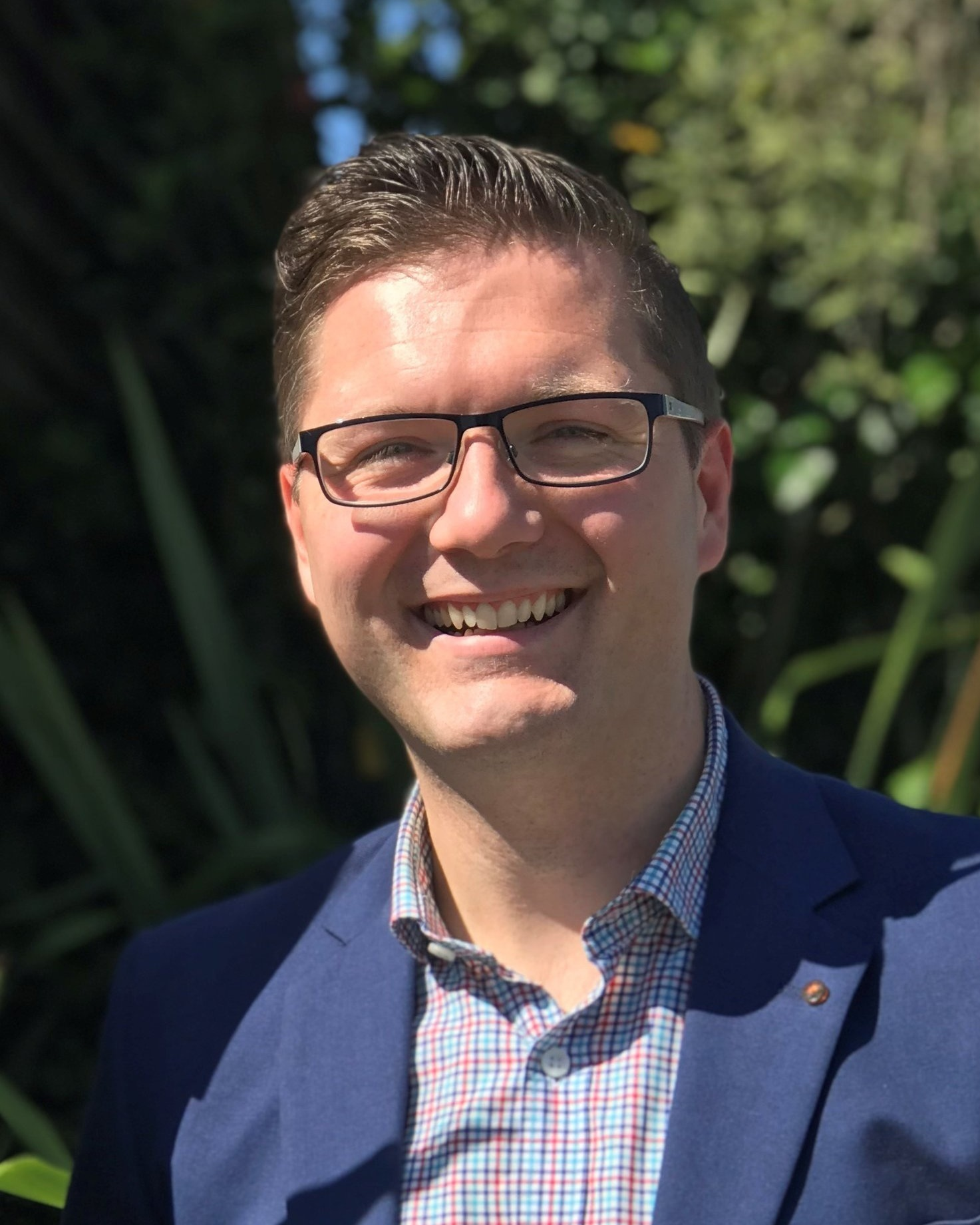 Ryan Morrison - CEO