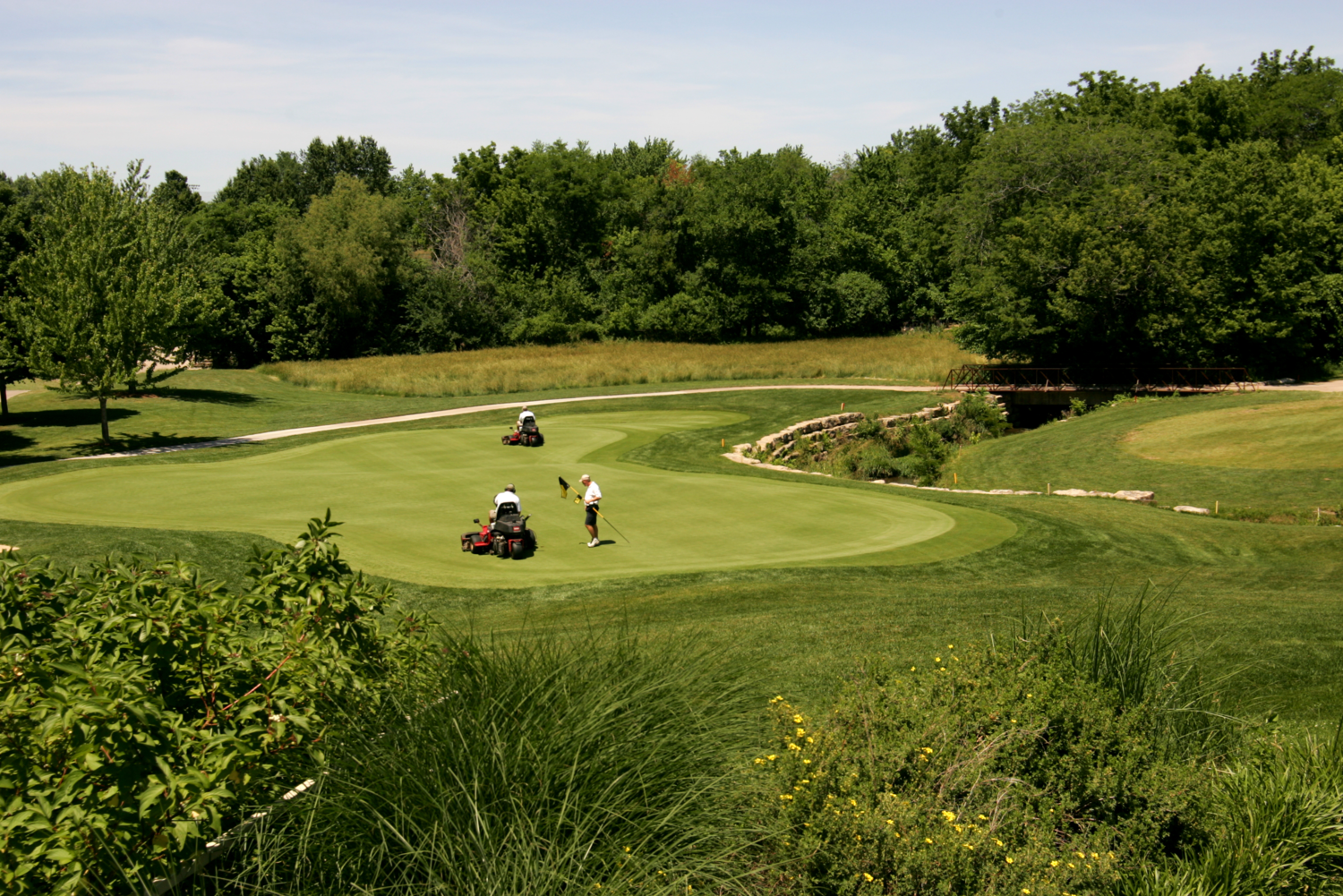 Job Postings — Heart Of America Golf Course Superintendents