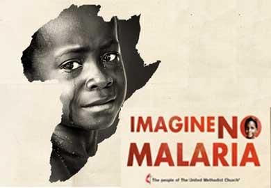 Imagine No Malaria/Faster Than The Pastor