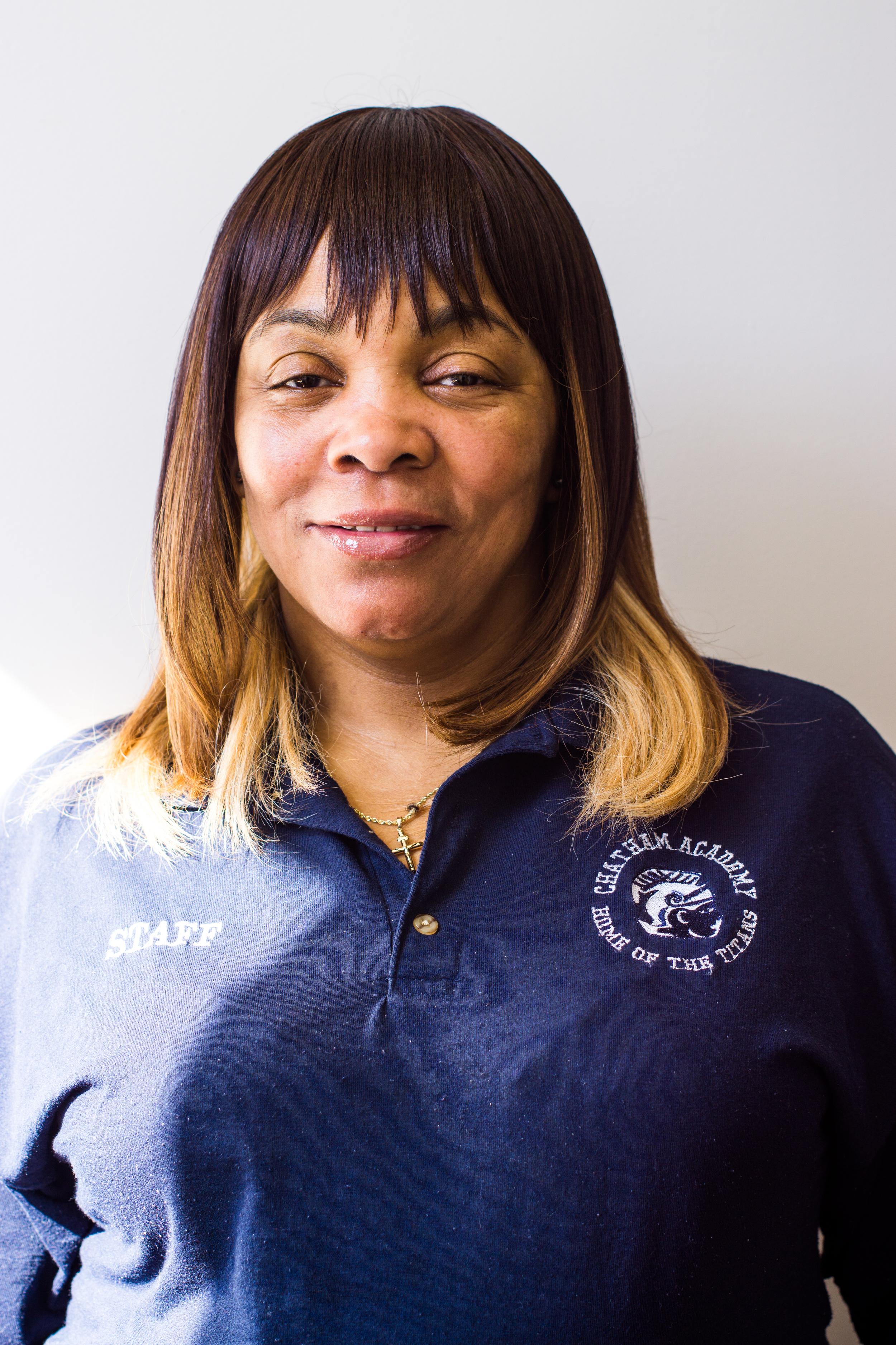 SONYA EASLEY   YS3 Program Mentor  SEasley@ChathamAcademyHighSchool.org