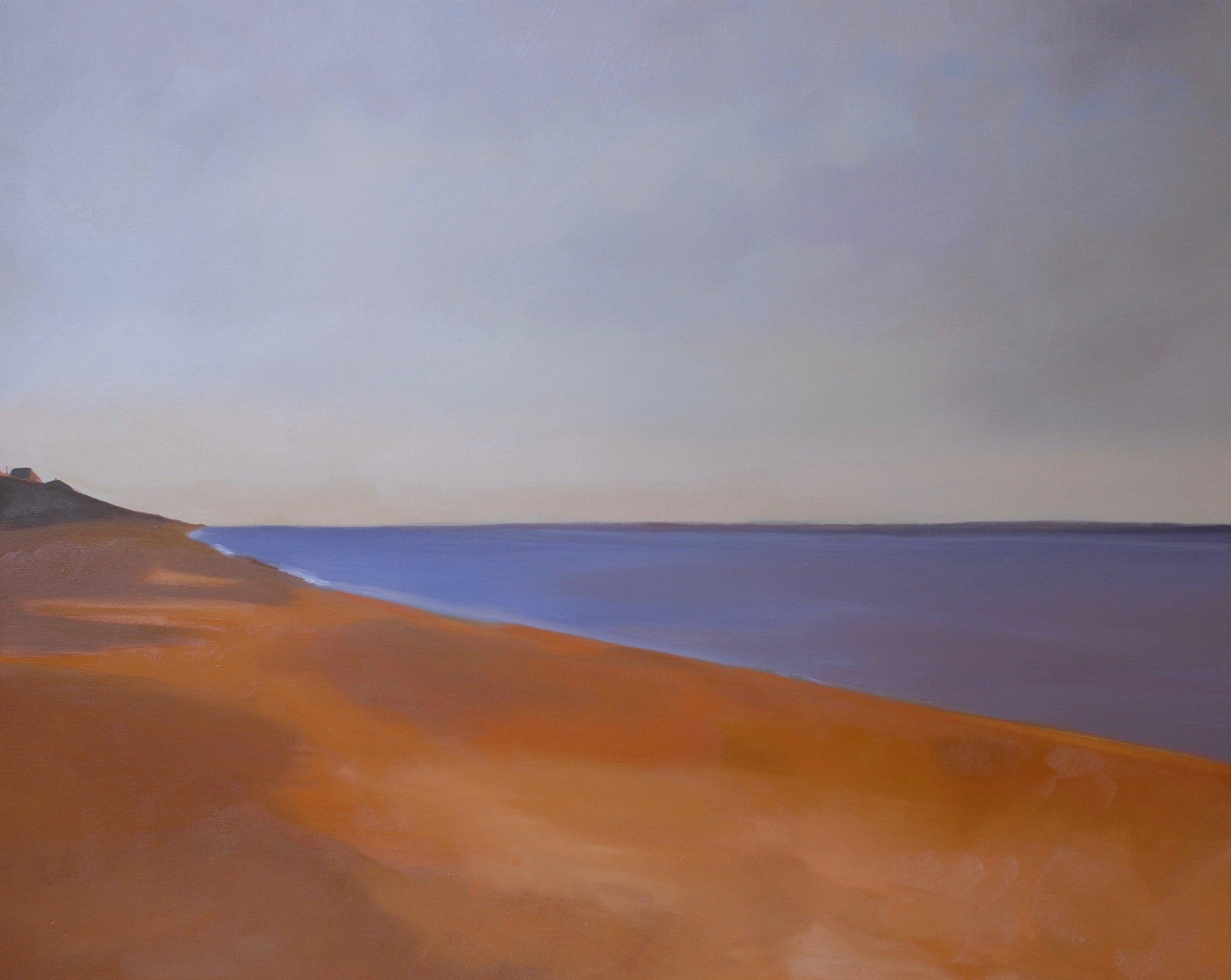 Ocean Beach, Looking Left
