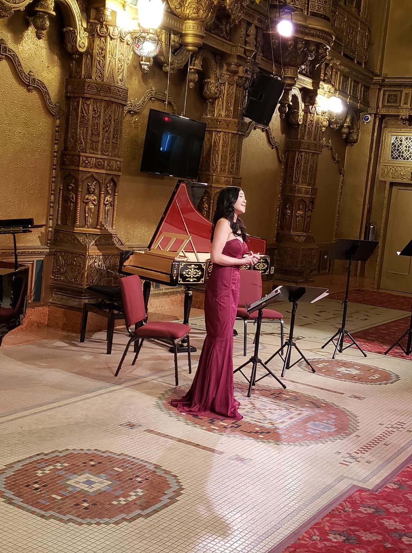 Cantamos, 2018. Presented by Cantanti Project at the United Palace. Photo credit: Marlene Cardona