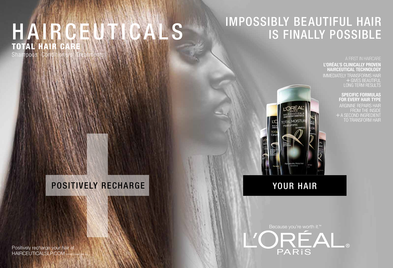 L'Oréal (Finally)