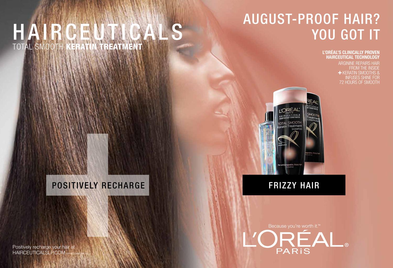 L'Oréal (August)