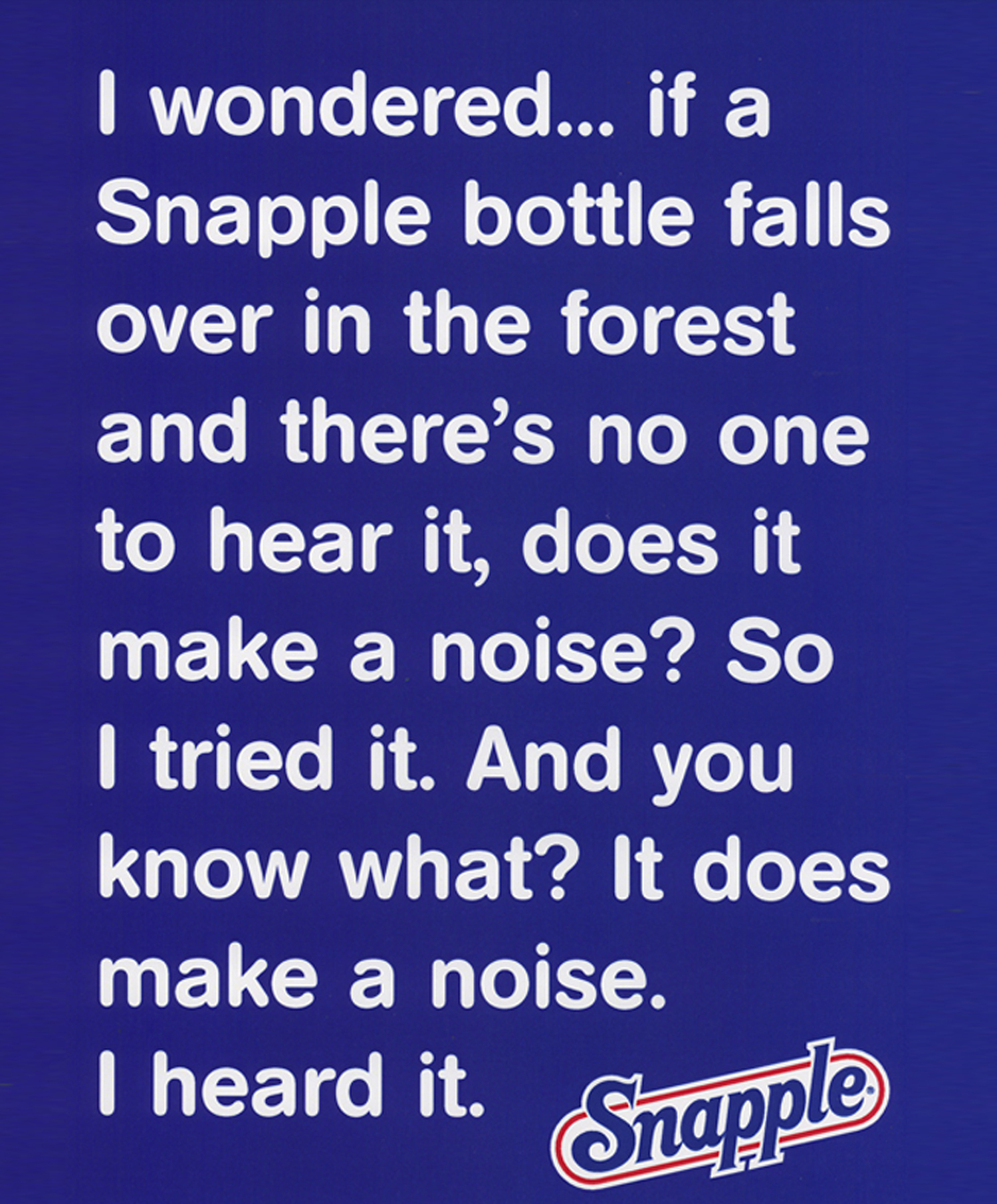 Snapple (Forest)